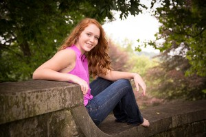 Senior Photography Oglebay park