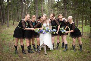 Evergreen Wedding Photography