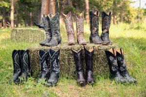 County Wedding Boots