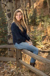 Evergreen Senior Girl