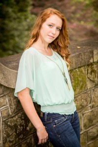Evergreen Senior Photography