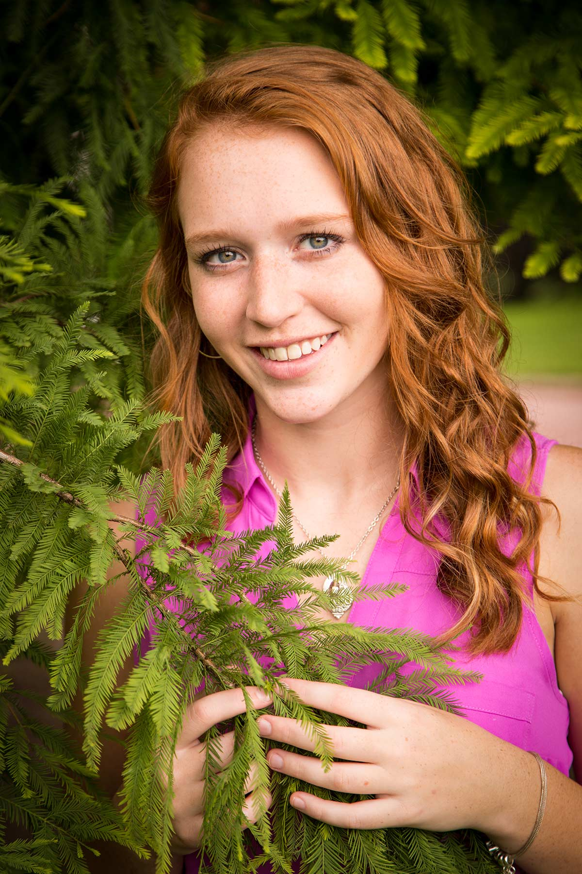 Evergreen HS Senior Pictures-Diana Griffin Photography